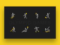 运动icons