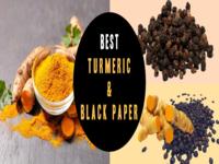 Turmeric & Black Paper