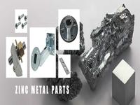 Zinc Metal Banner