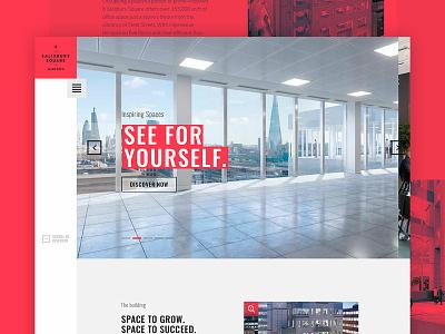 8 Salisbury Square ux ui design design digital saentys
