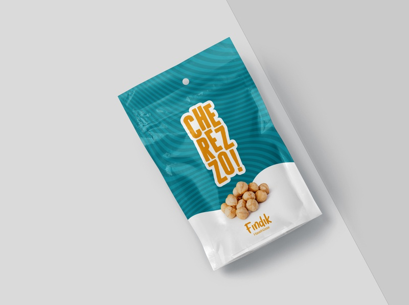 Cherezzo - Nuts Packaging packaging design nuts packaging food germany corporate branding logo typography illustrator branding design