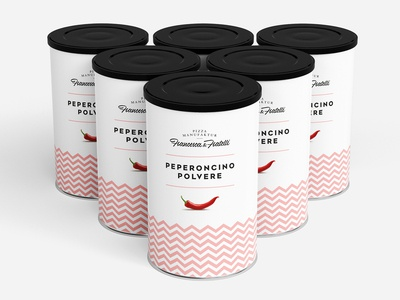 Francesca & Fratelli - Package Design