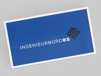 Ingenieurbüro BS - Logo Design