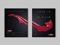 Kilim - Catalog Cover Design