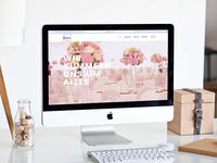 Kreativ Deko - Website Design