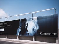 Mercedes-Benz - Outdoor design