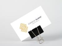 Kanzlei Sürat - Logo Design
