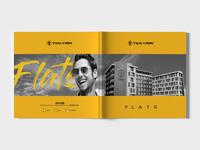 TKN Flats - Brochure Design