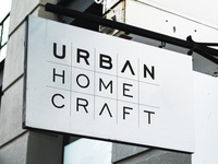 Urban Homecraft - Logo Design