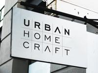 Urban Homecraft - Logo Design