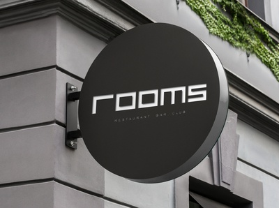 Rooms - Concept Logo Design