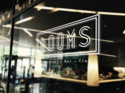 Rooms - Concept Logo Design