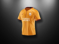 Galatasaray - Concept Jersey Design