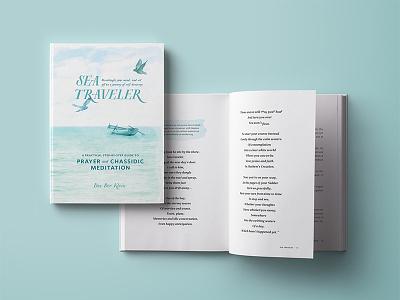 Sea Traveler watercolor cover book traveller traveler sea