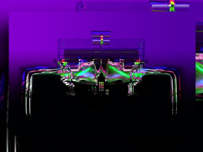 F1 Silhouette abstract racing motor racing car motor racing design canvas print illistration f1digitals f1