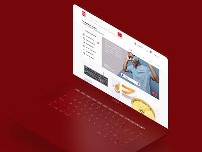 MINISO SAUDI ARABIA web design store web design ux ui