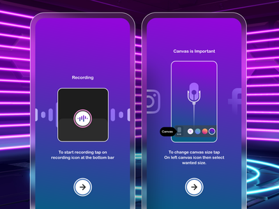 WavyCAST vector canvas styling trimm record podcast art podcasting podcast ios app design ux ui
