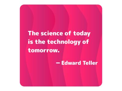 Technology of tomorrow