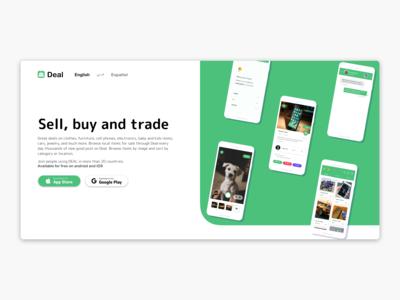 Latest Client : Deal App