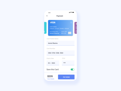 Daily ui #002 Payment Checkout