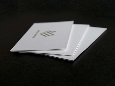 Bussines card - law office