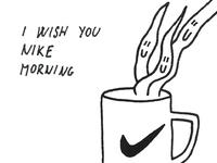 Nike Morning