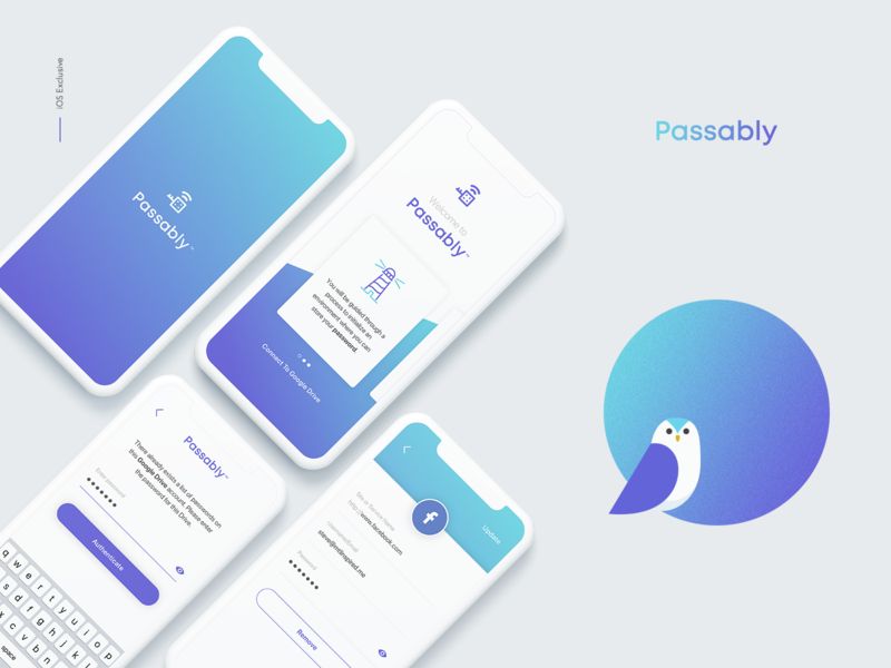 Passably - Password App