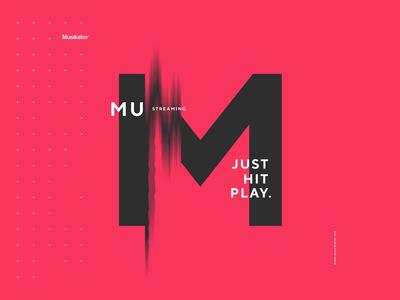 Musikator Branding