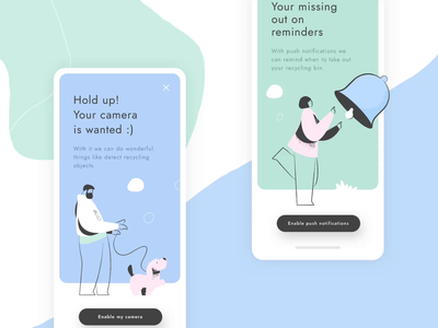 Colorful UI: Drag n' Drop Experiment minimal vector funky and fresh funky fun colorful illustration app branding ux ui animation design