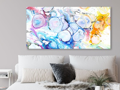 Canvas print Alleviate ii 70x140 cm art design art design canvas wall art canvas print canvas art canvasart