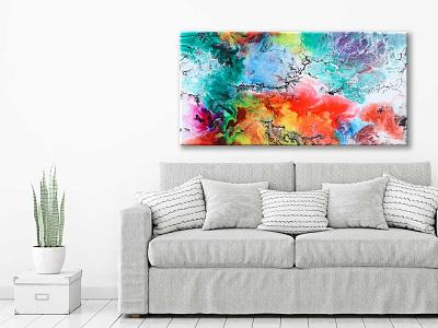 Canvas print Altitude III 70x140 cm artwork artist art design art canvas wall art canvas print canvas art canvasart