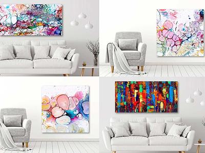 Leinwandbilder von Künstler Michael Lönfeldt kunstdrucke bilder auf leinwand leinwanddrucke leinwandbilder