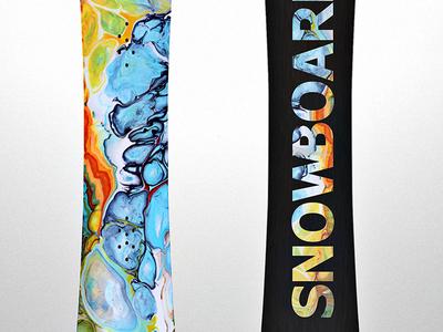 Snowboard 3657 art design design art art design product development product design