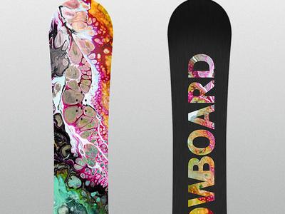 Snowboard 5381 product development product design design art design art design art