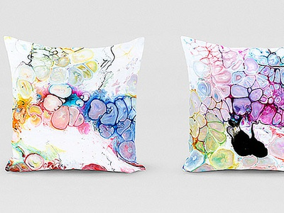6625 - new pillows with my designs pillowdesign product development design art design art design art product design
