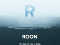 Roon Homepage