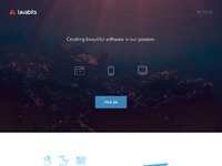 Lavabits homepage