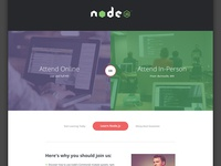 Frontend Masters Node.js Event