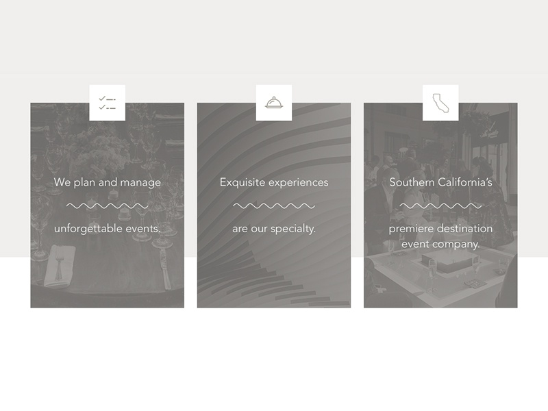 Description Cards for Bixel card website icon wave