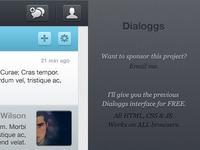 Sponsor Dialoggs