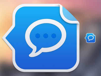 SideDock Icon mac yosemite app icon