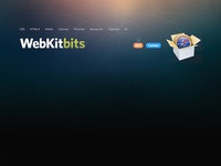 New WebKitBits Background 2