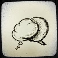 Dialoggs Logo Sketch