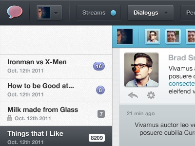 Dialoggs Dev Video dialoggs ui sass compass html5 dev