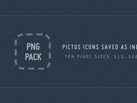 Pictos PNGs