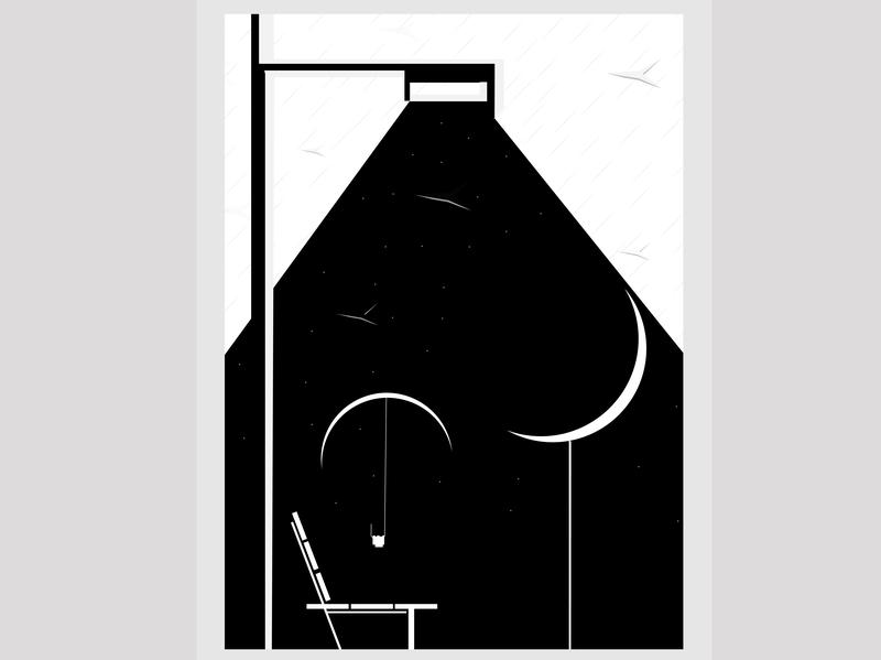 Rainy Days color graphic design design graphic art vector illustration