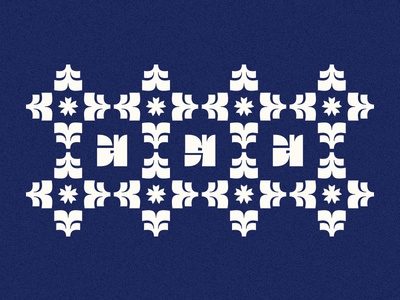 «Ogonyok» pattern  pattern font typeface type ogonyok glyph Шрифт Огонёк