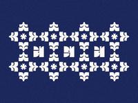 «Ogonyok» pattern