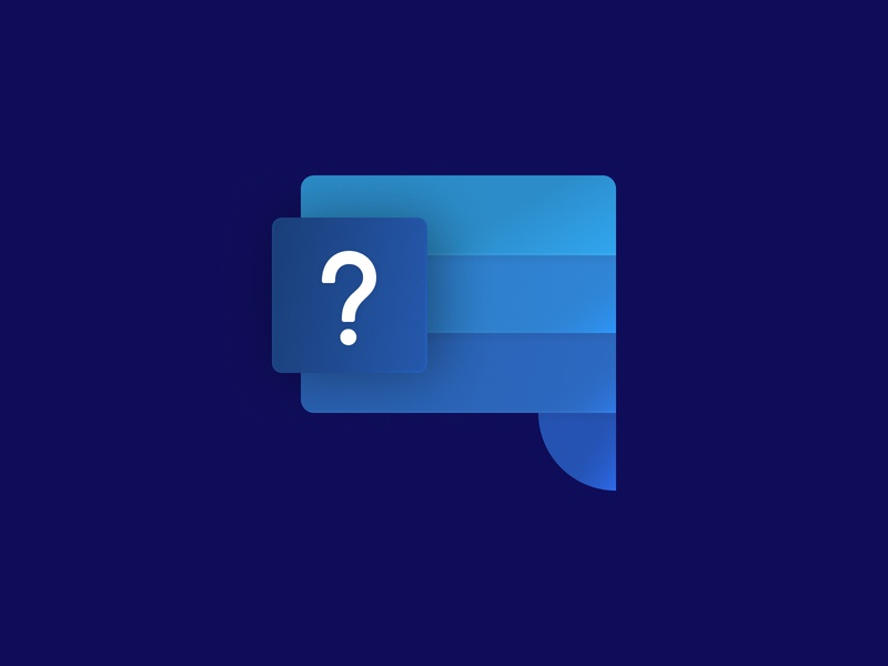 Message Icon figma osx icon mac gradient style blue icons microsoft cloud chat bubble message