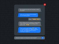 Mixed Emojis Text Covo